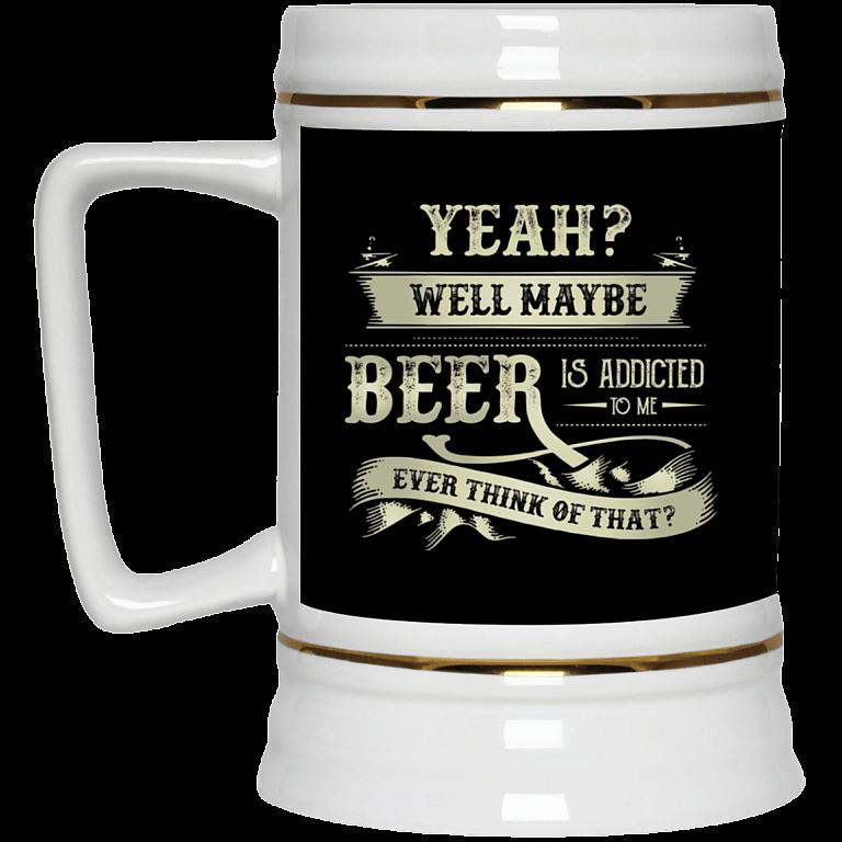 22 oz. Beer Stein