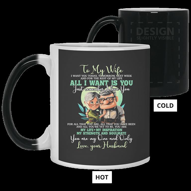 11 oz. Color Changing Mug