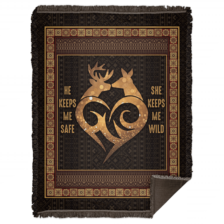 Woven Blanket - 60x80