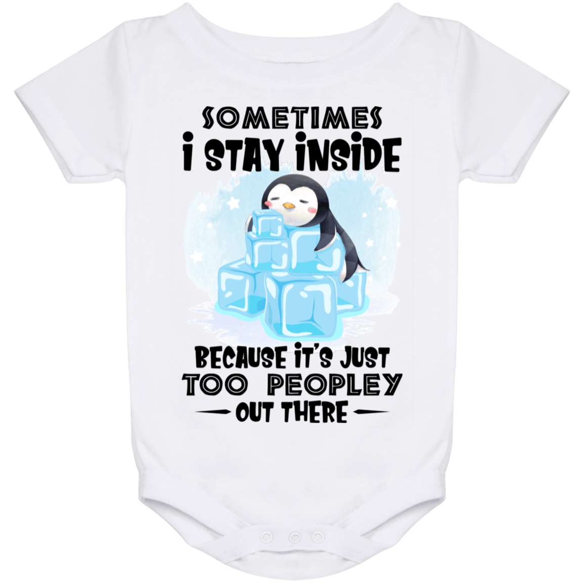Baby Penguins Onesie