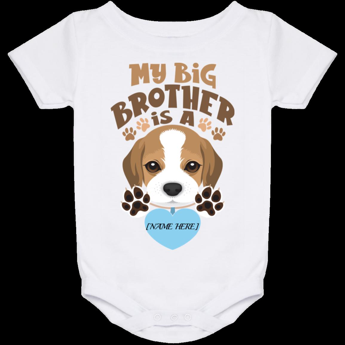 Beagle Best Friends Onesie Gerber Brand Bodysuit Baby Shower Gift Newborn Dog lover Baby Clothes