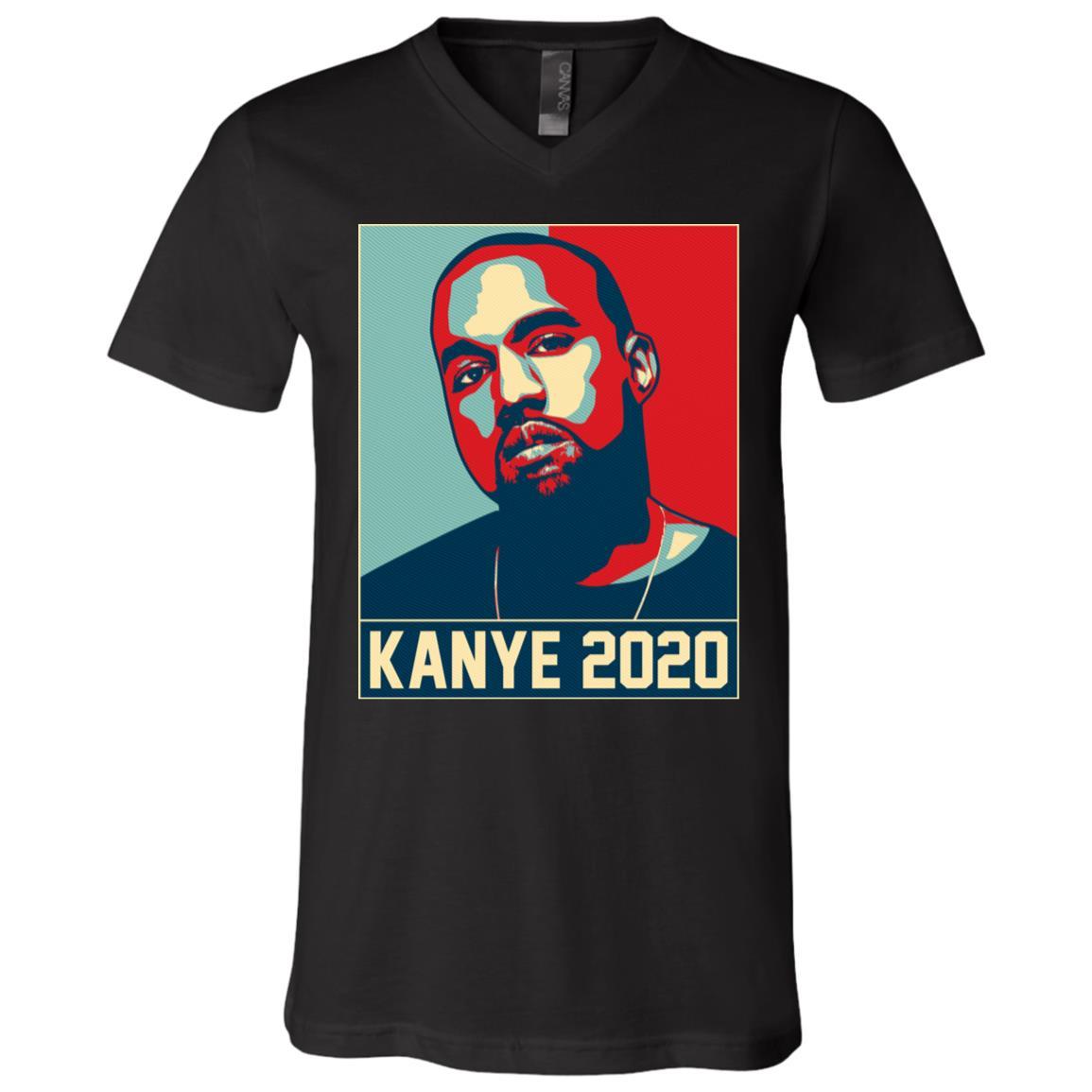 Kanye For President 2020 Shirt Kanye West For President 2020 Hope Style T Shirt Cubebik