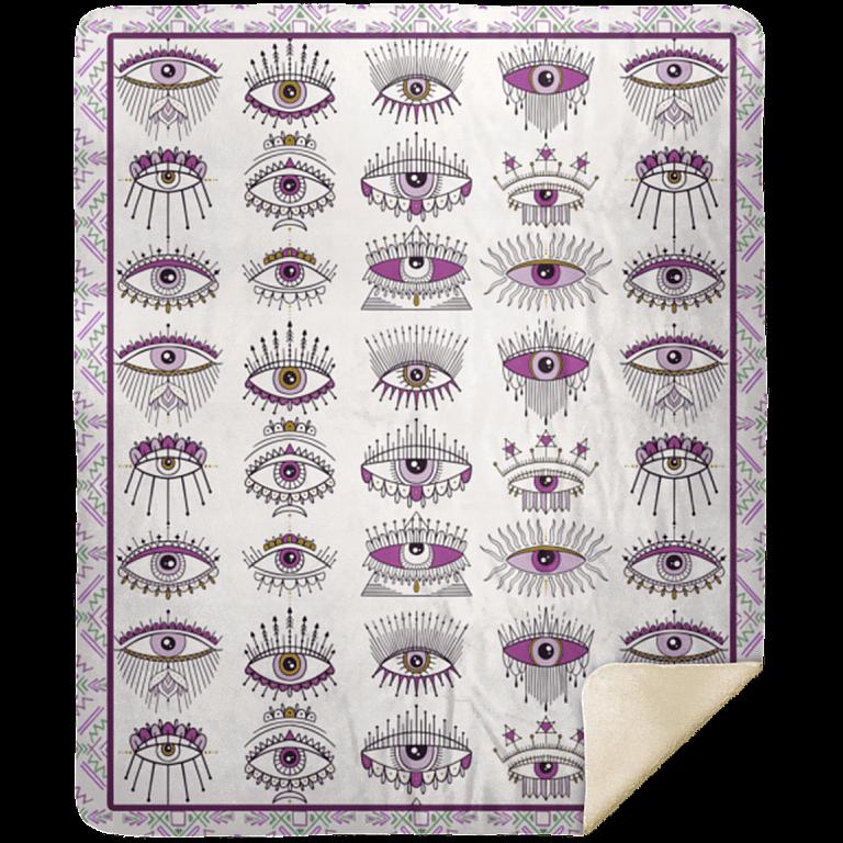 Premium Mink Sherpa Blanket - 50x60