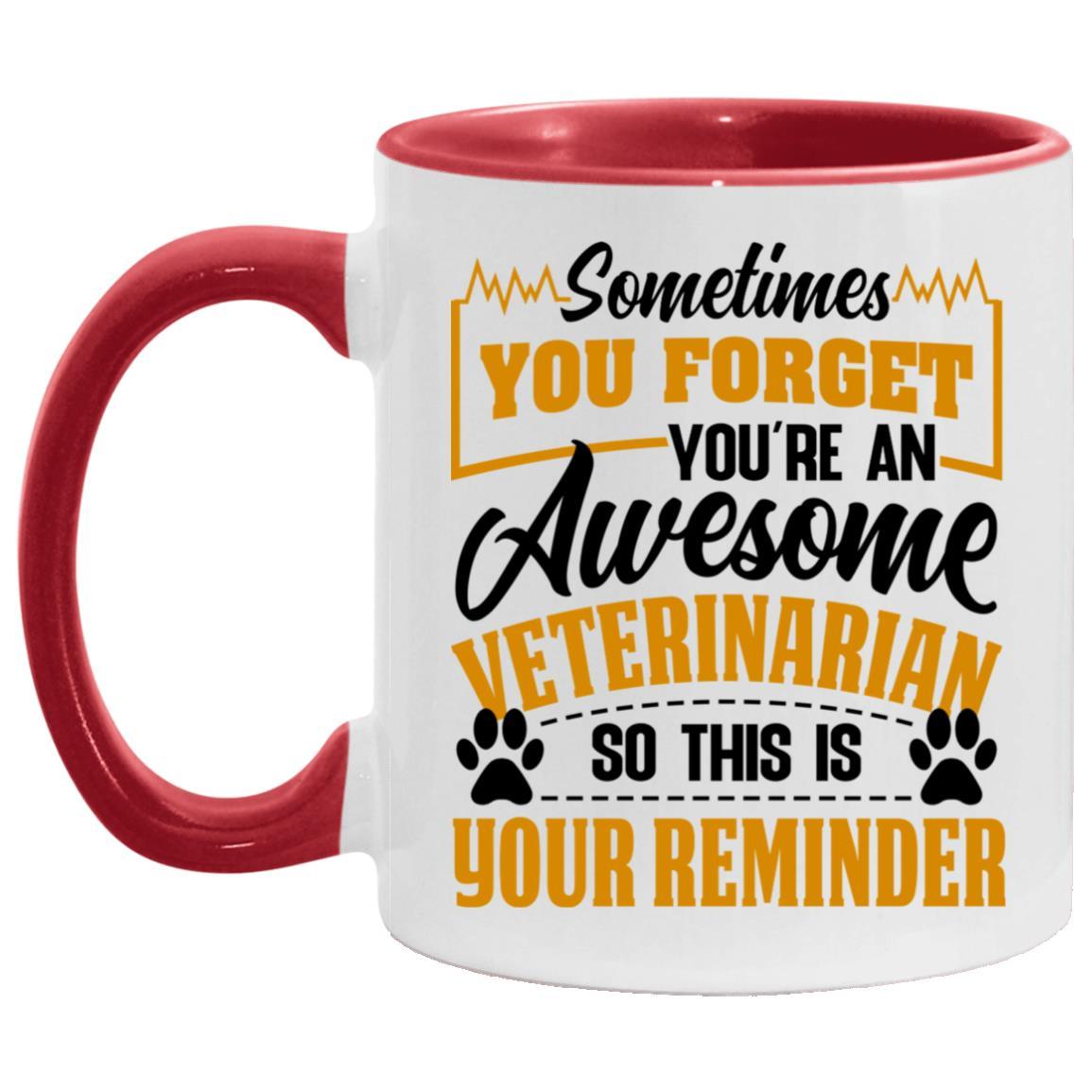 Funny mug Veterinarian Gift Veterinarian Mug Veterinarian Trump Mug